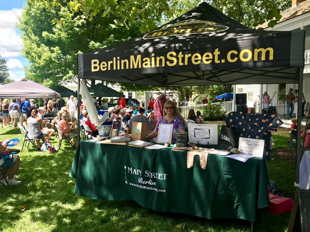 Volunteer Berlin Maryland